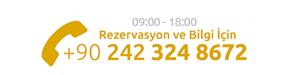 Aktiv Outdoor İletişim Numaramız - 0242 324 8672