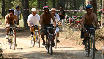 Antalya Mountain Biking