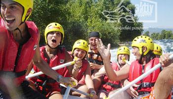 Antalya'da Rafting ve Rafting Fiyatları